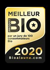 Jury meilleurs produits bio 2020 logo